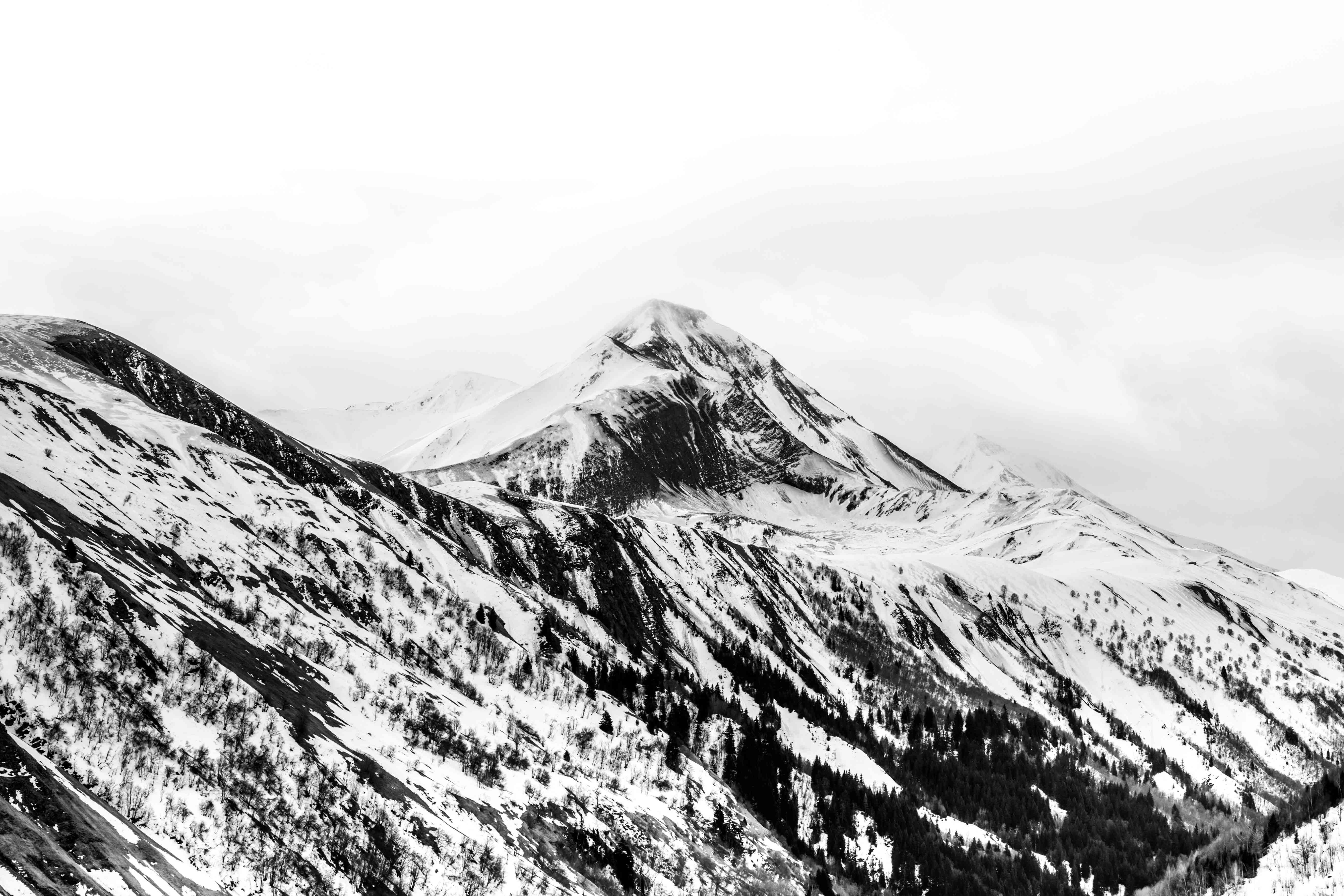 Faire de belles photos en Noir & Blanc?