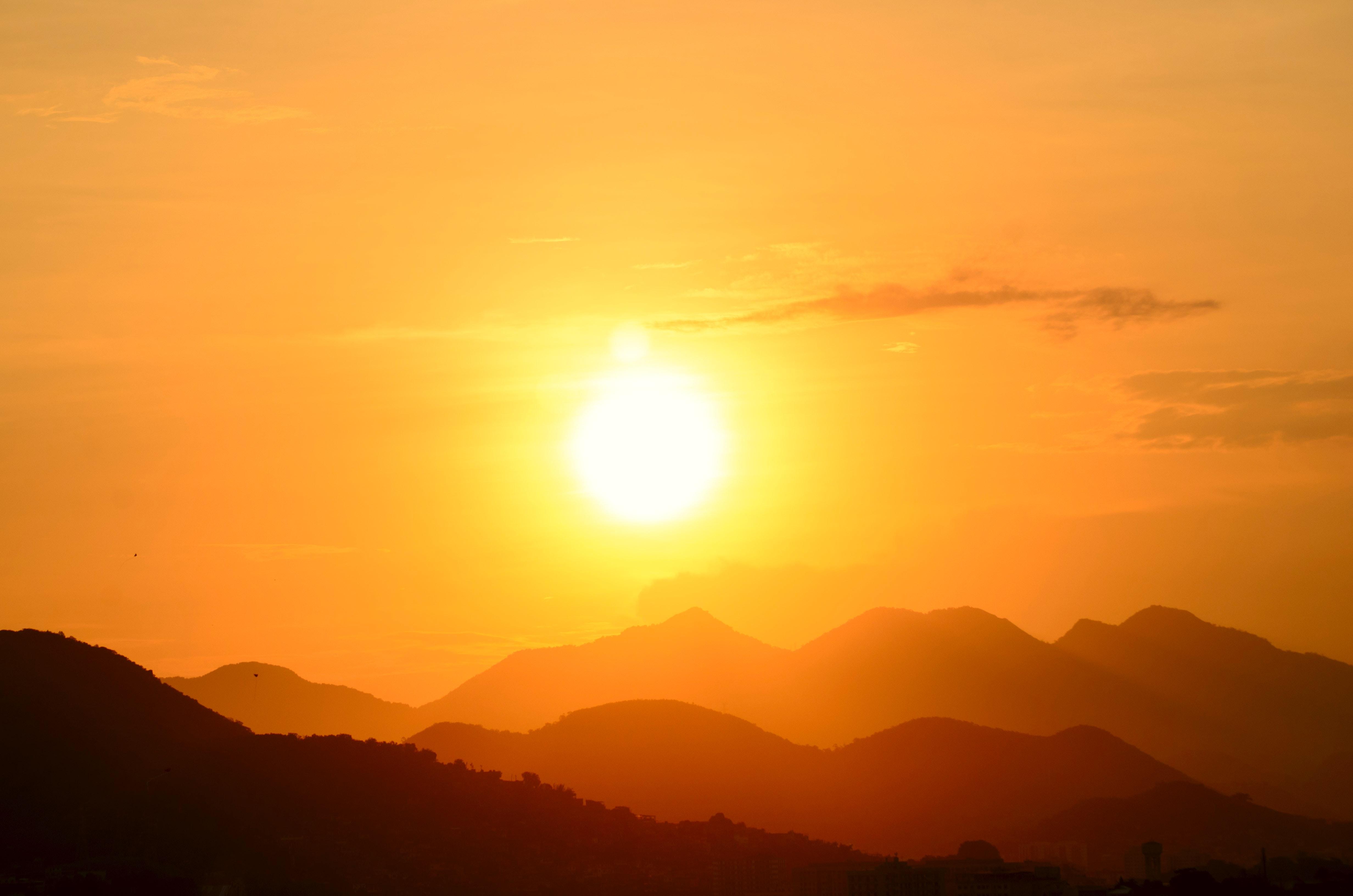 7 conseils pour des photos de coucher de soleil exceptionnelles !