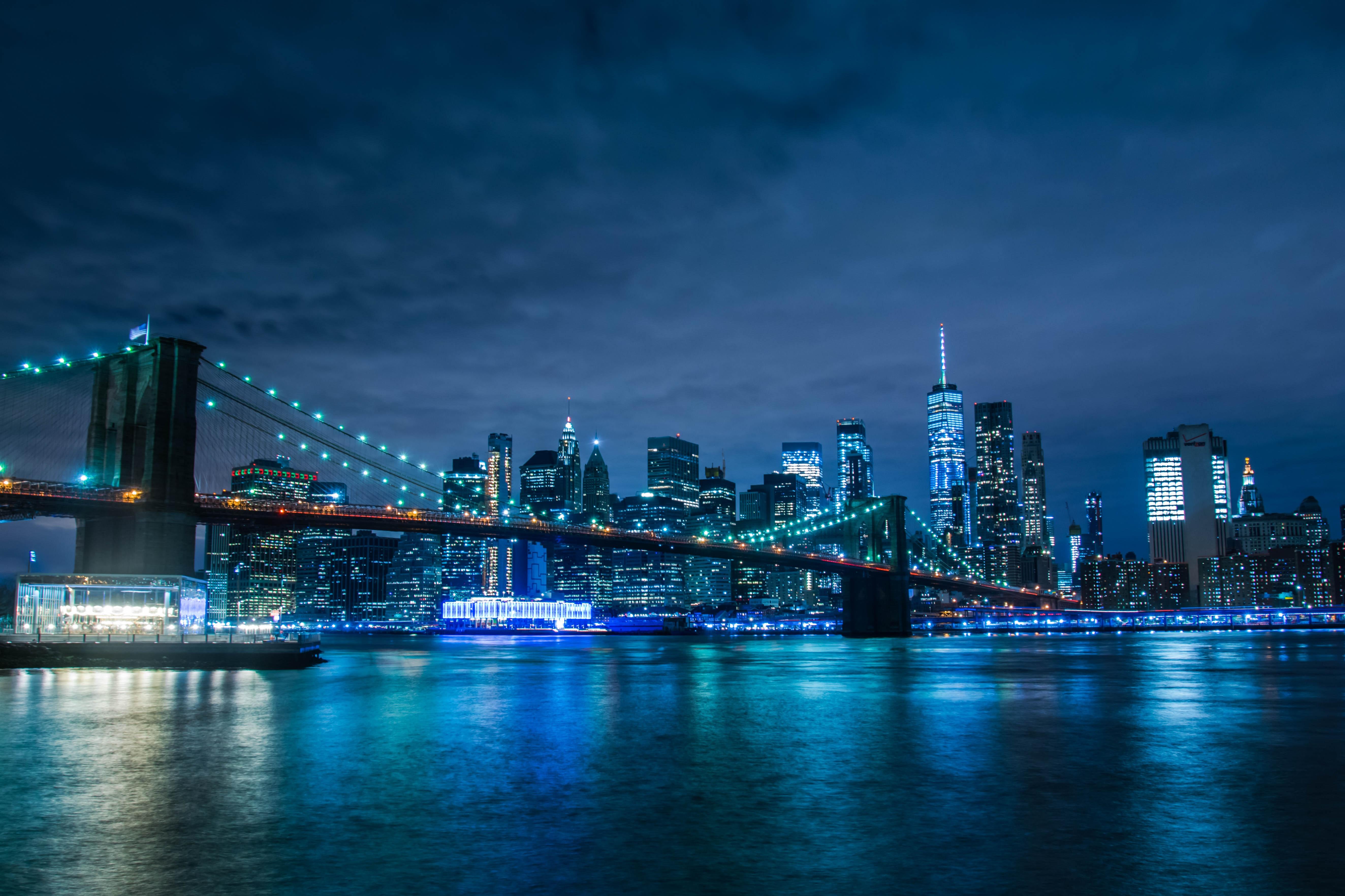 Comment photographier une ville la nuit ?